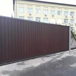 Ворота откатные Днепр