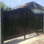 кованые ворота zvarka.com